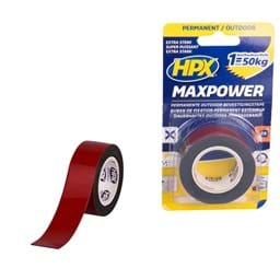 Max Power Outdoor bevestigingstape