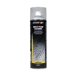 Multifoam Cleaner