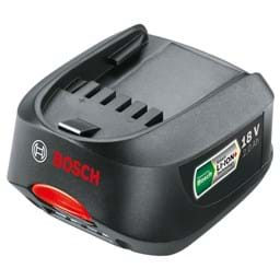 Systeemaccessoires 18 volt Lithium-Ion